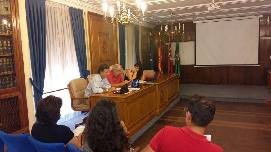 nuevo comité directivo